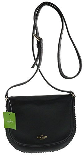 Kate Spade New York Ashby Place Josey Crossbody Shoulder Bag Purse (Black) by Kate Spade New York