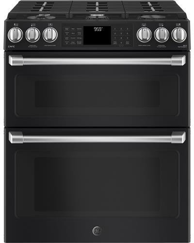GE Cafe CGS995EELDS 30 Inch Sl
