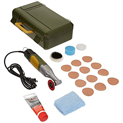 Proxxon 38660 Angle Polisher, Yellow/Green/Black: Home Improvement