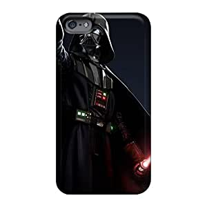 Anti-Scratch Hard Phone Cover For Apple Iphone 6 (wxF1403JKiT) Provide Private Custom Nice Star Wars The Force Unleashed 2 Image