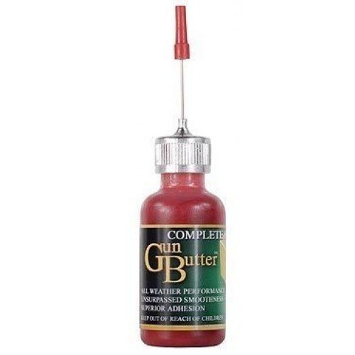 Gun Butter Needle Oiler (2/3 fl oz) - All Purpose Gun Lubricant Oiler & Cleaner | Gun Lube Oil For Bores, Pistols, Rifles & Firearms | Superior Durability in All Weathers & Extreme Temperatures