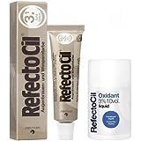 Kit Refectocil 1 Tinta + 1 Oxidante Nº3.1 Castanho Claro