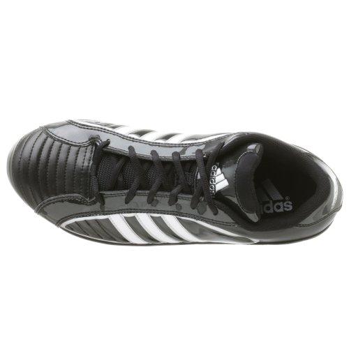 Adidas Heren Universiteit Le Iii Laag Zwart / Runwht / Metsil
