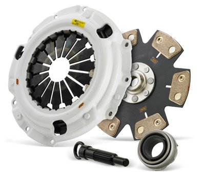 Clutch Masters 15021-HDB4 Clutch Kit (06-08 Subaru WRX 2.5L Eng. 5-Spd FX500 4-Puck)
