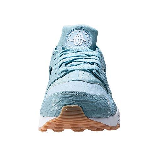gum mica Mujer Huarache nbsp;– Blue Blue Se Para Nike Yellow Air nbsp;zapatillas Run Mica vA7nHR