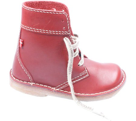 Duckfeet Duckfeet Duckfeet Granate Leather Boot Leather Boot Faborg Faborg Granate EFgXq