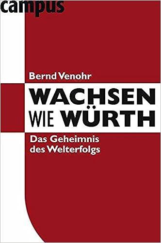 Wachsen wie Würth Buch Cover