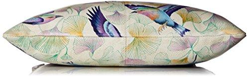 Wings Large Garden Leather Japanese Anuschka Hobo Off Handpainted Hope Slim 6qw7nT0x4Z