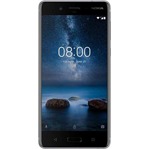 Nokia 8 TA-1052 64GB Steel, Dual Sim, 5.4