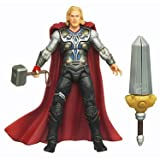 mighty thor action figure - Thor: The Mighty Avenger Action Figure #02 Sword Spike Thor 3.75 Inch