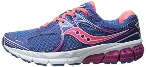 Mujer Zapatillas De Running coral Mystic Para Color Fucsia Azul Saucony wxn4Xvqq
