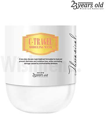 [23YEARS OLD] C-TRAGEL MODELING MASK/ Vitamin c/ skin brightening effect