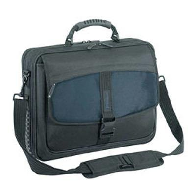 Targus Deluxe Notebook Case-Blk/Nvy ()