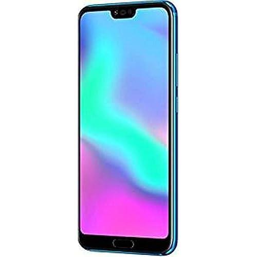 Honor 10 Smartphone Android pantalla de 5 84 19 9 4G cámara trasera 16 24Mpx y frontal 24Mpx 4GB RAM 64GB ROM lector de huellas desbloqueo facial Octa Core 3400 mAh azul