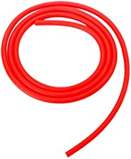 Red Elastic Natural Latex Rubber Replacement Band Tube for Hunting Shooting Slingshot Catapult