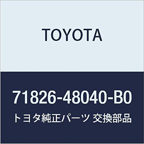 Toyota Genuine 71826-48040-B0 Seat Cushion Molding