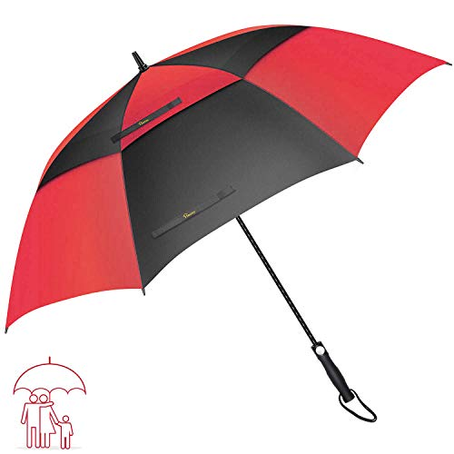 Heasy Golf Umbrella Windproof