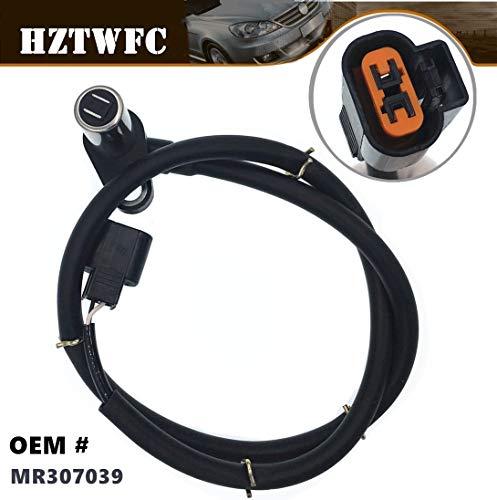HZTWFC Front Right ABS Sensor ABS Wheel Speed Sensor MR307039: