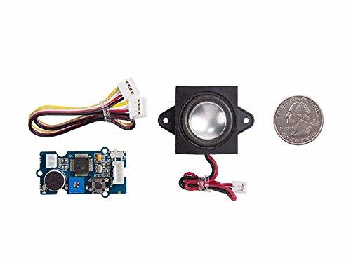 In Open ZIYUN Grove - Recorder v3.0, Recorder,DIY Maker Open In Source BOOOLE ec46cd