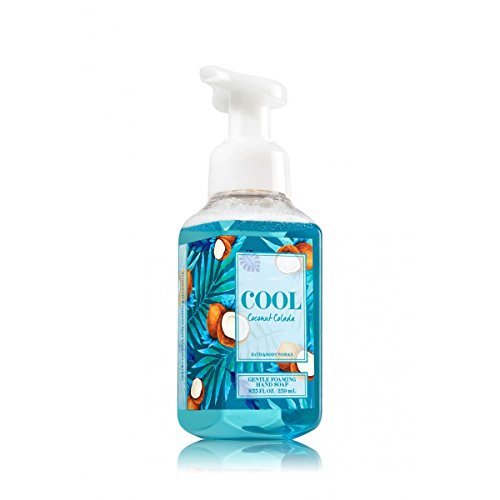Bath & Body Works Gentle Foaming Hand Soap Cool Coconut Colada - Outlets Honolulu
