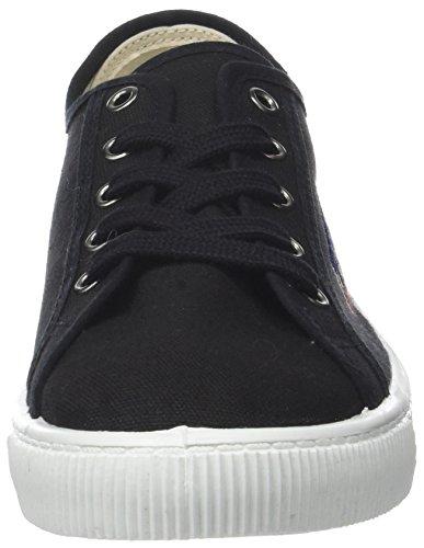 Herren Olympic Blau Noir Regular Schwarz Sneaker Malibu Levi's Black 5dWRx5