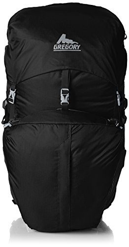 Gregory Mountain Products Z 55 Backpack, Storm Black, Medium