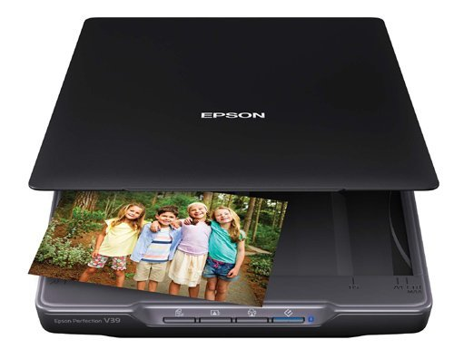 Epson Perfection V39 photo Scanner (Flat Scanner)