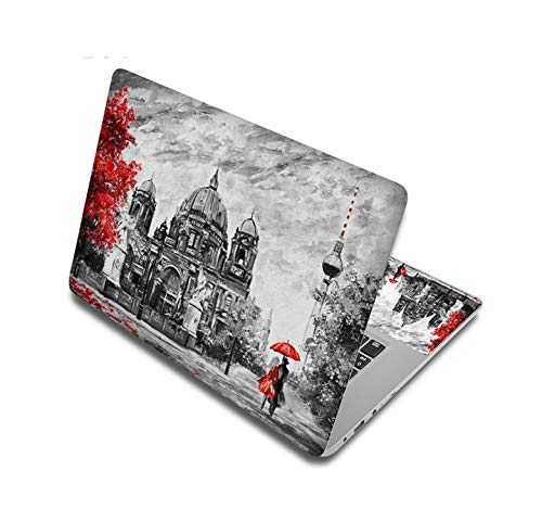Notebook Skin for 17 inch Computer Stickers 12