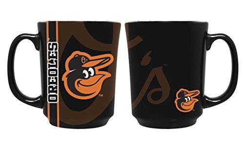 The Memory Company MLB Baltimore Orioles Reflective Mug, One Size, Multicolor