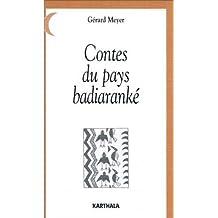 Contes du Pays Badiaranke (guinee)