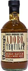 Johnny's Adobo Tequila Bold Sauce 12 Oz