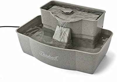 PetSafe Drinkwell Multi-Tier Pet Fountain from Water & Feed