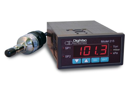 DigiVac Model 215v Vacuum Instrument by DigiVac