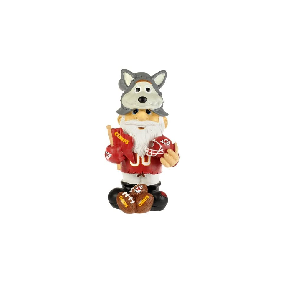 BSS   Kansas City Chiefs NFL Garden Gnome 11 Thematic (Second Edition)