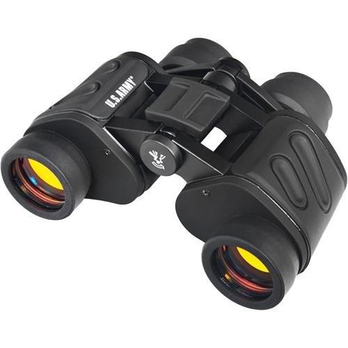 U.S. Army US-BF735 7x35 Wide-Angle Binoculars (Black)