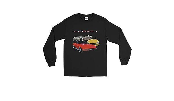 JG Infinite 1971 Chevy Corvette C3 Stingray LT1 Unisex Hoodie