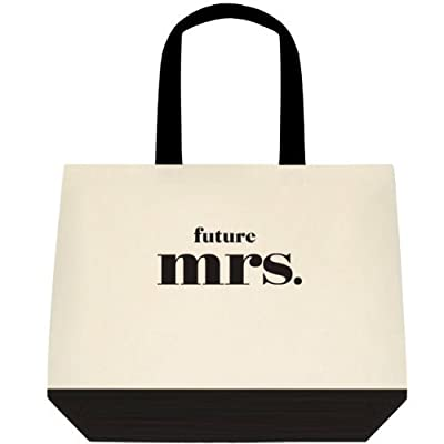 """Future MRS."" Wedding Bride Tote Bag"