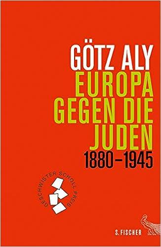 Amazon Warum Die Deutschen Warum Die Juden Taschenbuch