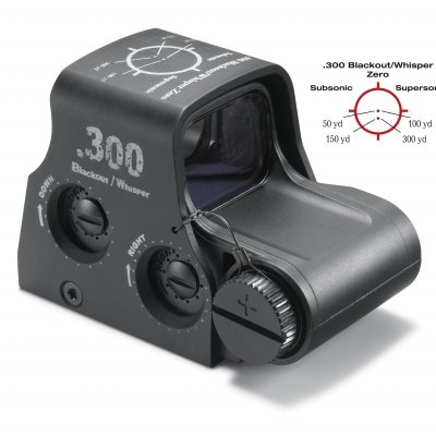 EOTech Model 300 Blackout Holographic Sight XPS2-300