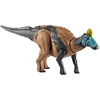 Jurassic World Sound Strike Dinosaur Action Figure, Enmontosaurus