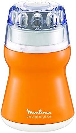 Moulinex AR1100 The Original Kaffee /& Gew/ürz M/ühle in Orange