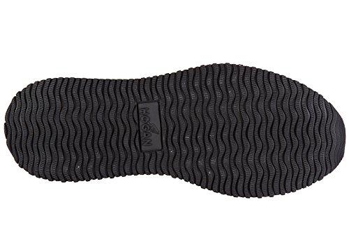 Hogan zapatos zapatillas de deporte hombres en ante nuevo interactive n20 h 3d b