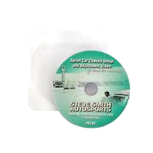 Sprint Car Chassis - SPRINT CAR RACING CHASSIS TECHNOLOGY MANUAL On CD-ROM - Includes Technical Information on Understanding and Adjusting Chassis