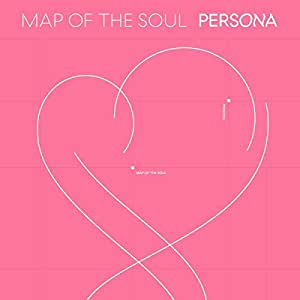 BTS - MAP OF THE SOUL : PERSONA Random with Poster