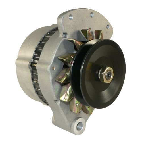 New Ford, Holland Ope Ag & Industrial Alternator, Ford Farm Tractor, New Holland Farm Tractor, Ford Backhoe PL110-544 D5NN-10300-A D5NN-10300-BA D5NN-10300-D D5NN-10300-DR 7377 - DB Electrical AMO0023