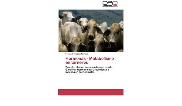 Hormonas - Metabolismo en terneros: Posible relación entre ...