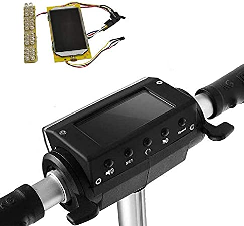 Electric Scooter Display Screen Skateboard Accessories for Kugoo S1 S2 S3