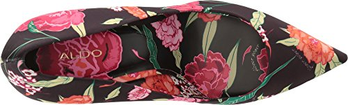 ALDO Womens Stessyf Pump Black Print R5C3z7k
