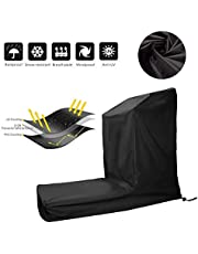 Treadmill Cover, Non-Folding Waterproof Treadmill Protector Dust Cover Sports Running Machine Dust-Proof Case for Indoor/Outdoor