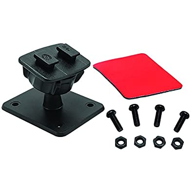 ARKON Car Mount VSM Kit with Drill Base for Car Installation Arkon Dual T Pattern and Garmin